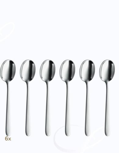 BSF Melody coffee spoons set 6 pcs  Composition