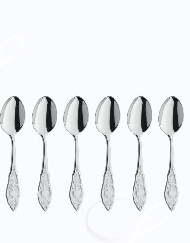 BSF Ostfriesen coffee spoons set 6 pcs  Composition