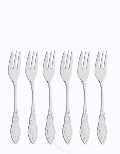 BSF Ostfriesen pastry forks set 6 pcs  Composition
