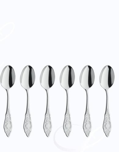 BSF Ostfriesen demitasse spoons set 6 pcs  Composition