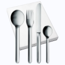 Pott Besteck 34 flatware - architectural statement