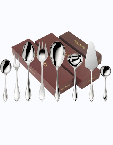 Robbe & Berking Navette serving set 09 pcs
