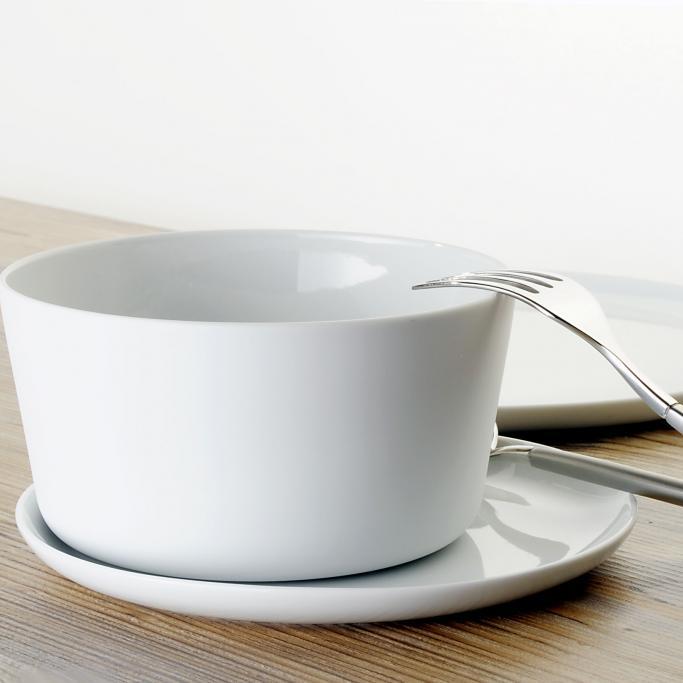 sieger by f rstenberg seven satin white porzellan. Black Bedroom Furniture Sets. Home Design Ideas