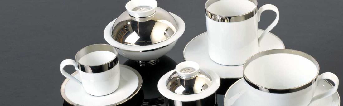 sieger by f rstenberg my china treasure platinum porzellan. Black Bedroom Furniture Sets. Home Design Ideas