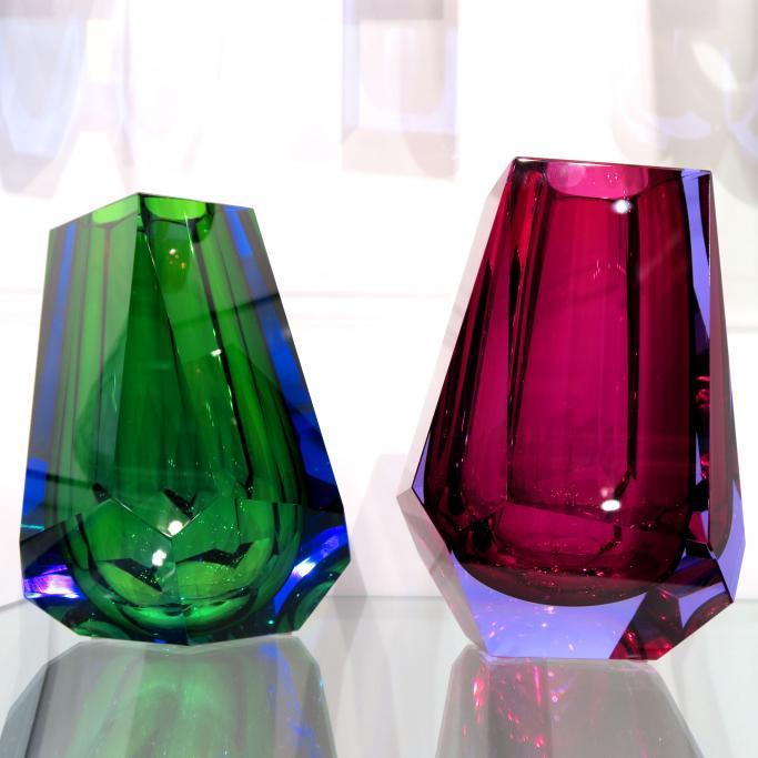 Moser pear wohndesign bei besteckliste kollektion for Wohndesign vasen