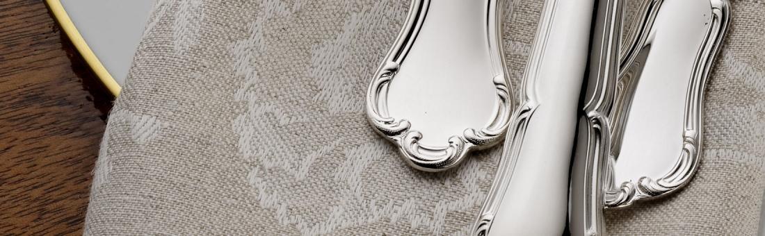 Koch bergfeld besteck in silber 150g und echtsilber 925 ooo for Wohndesign koch