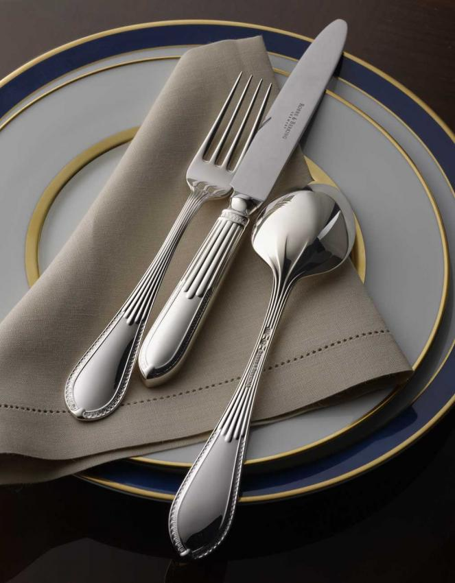 robbe berking belvedere cutlery in silverplated. Black Bedroom Furniture Sets. Home Design Ideas