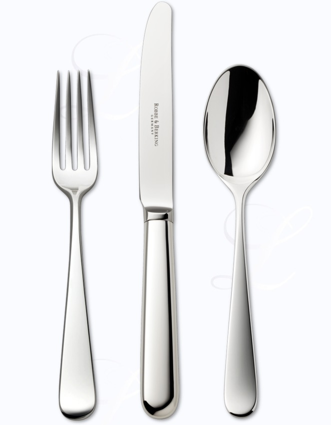 robbe berking dante cutlery in silverplated. Black Bedroom Furniture Sets. Home Design Ideas