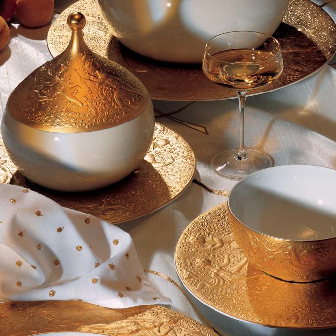 rosenthal zauberfl te sarastro dinnerware collection. Black Bedroom Furniture Sets. Home Design Ideas