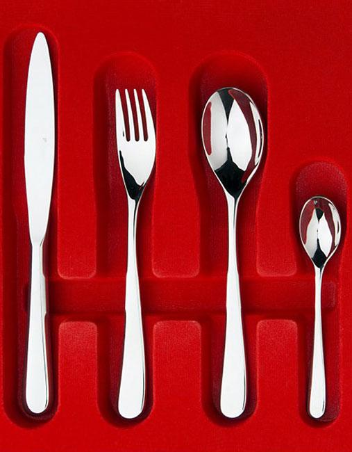 Guy degrenne aquatic cutlery in stainless at besteckliste - Guy degrenne marseille ...