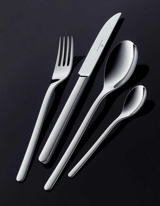 auerhahn altera matt cutlery in stainless at besteckliste. Black Bedroom Furniture Sets. Home Design Ideas