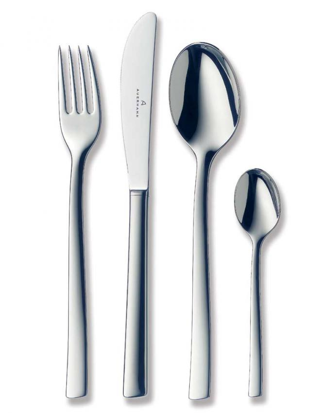 auerhahn carve poliert cutlery in stainless at besteckliste. Black Bedroom Furniture Sets. Home Design Ideas