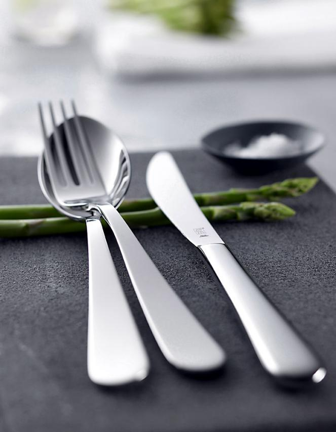 zwilling j a henckels greenwich poliert cutlery in stainless. Black Bedroom Furniture Sets. Home Design Ideas