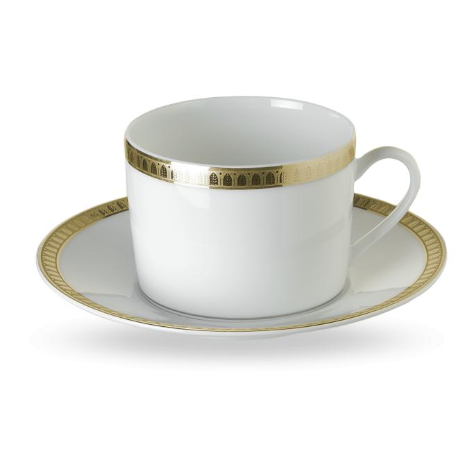 4fb3842cf1 Christofle Malmaison Or dinnerware at Besteckliste