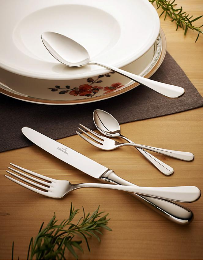 villeroy boch coupole cutlery in stainless. Black Bedroom Furniture Sets. Home Design Ideas