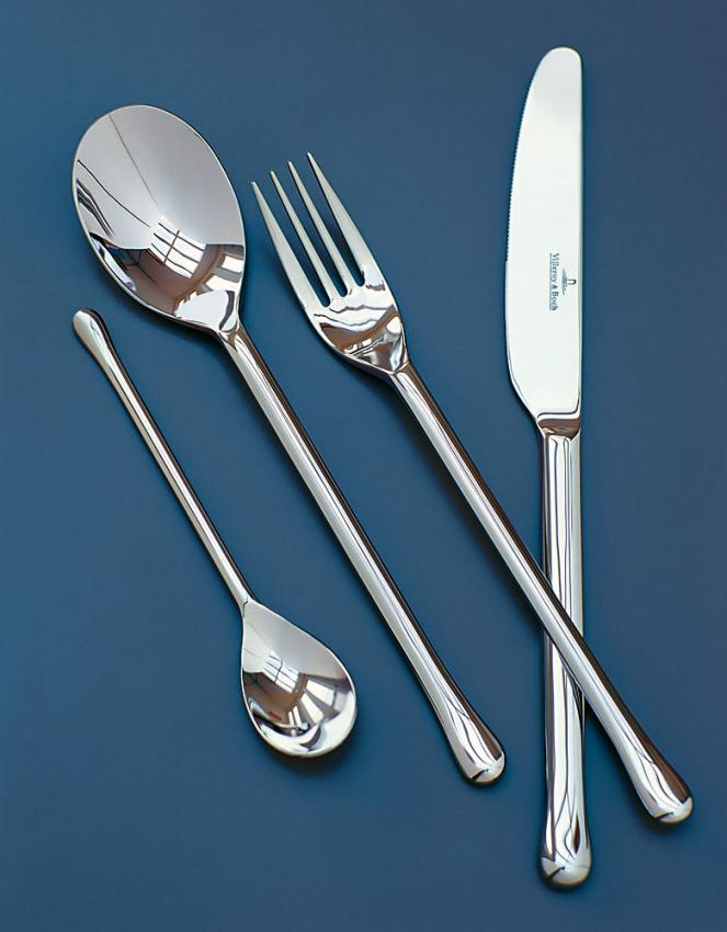 villeroy boch udine cutlery in stainless. Black Bedroom Furniture Sets. Home Design Ideas
