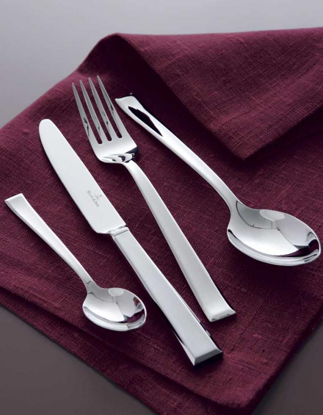 Villeroy Boch Victor Cutlery In Stainless