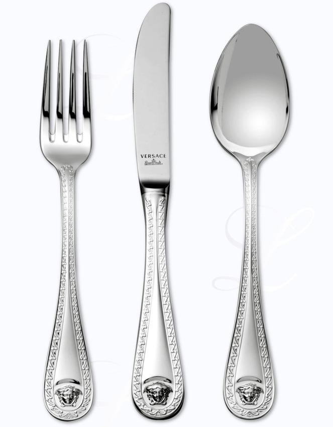 Versace Medusa  sc 1 st  Besteckliste & Versace Medusa cutlery in silverplated at Besteckliste