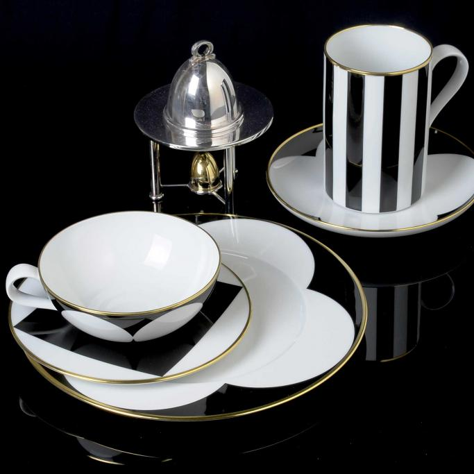 sieger by f rstenberg my china ca 39 d 39 oro dinnerware. Black Bedroom Furniture Sets. Home Design Ideas