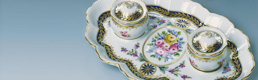 Dresden Porcelain - Authentic and Unique. & Dresden Porcelain living and dinnerware