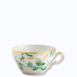 Teacup capacity 0.24 l  sc 1 st  Besteckliste & Richard Ginori Oro di Doccia Giada dinnerware collection