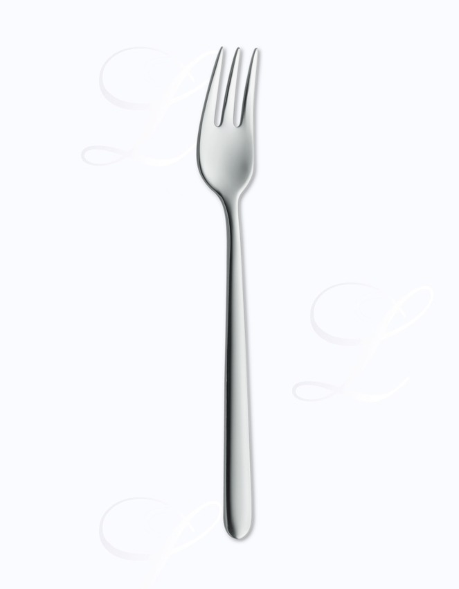 BSF Chiaro polished pastry fork