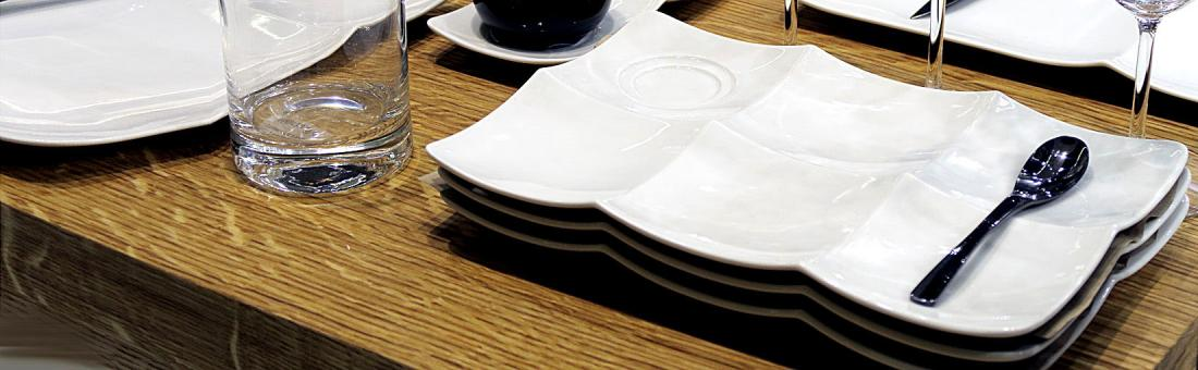 Guy Degrenne APi dinnerware