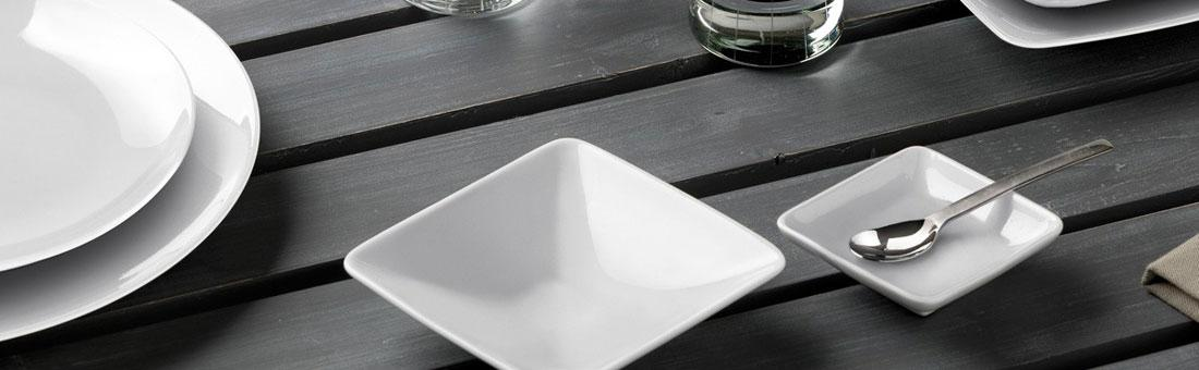 Guy Degrenne Modulo Blanc dinnerware