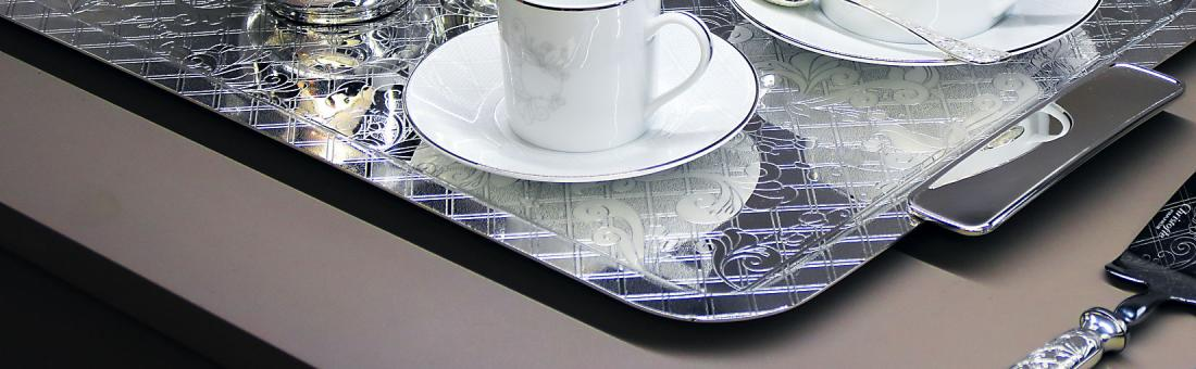 Christofle Jardin d'Eden table accessories