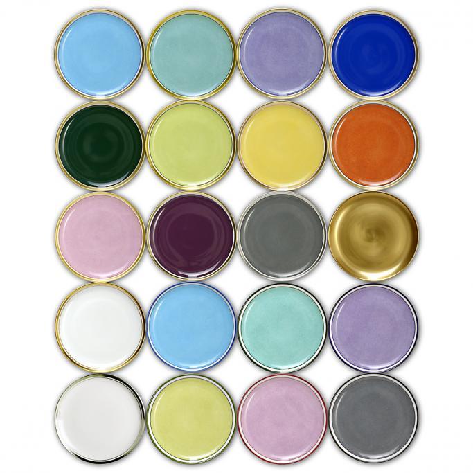 reichenbach colour goldlinie porzellan bei besteckliste. Black Bedroom Furniture Sets. Home Design Ideas