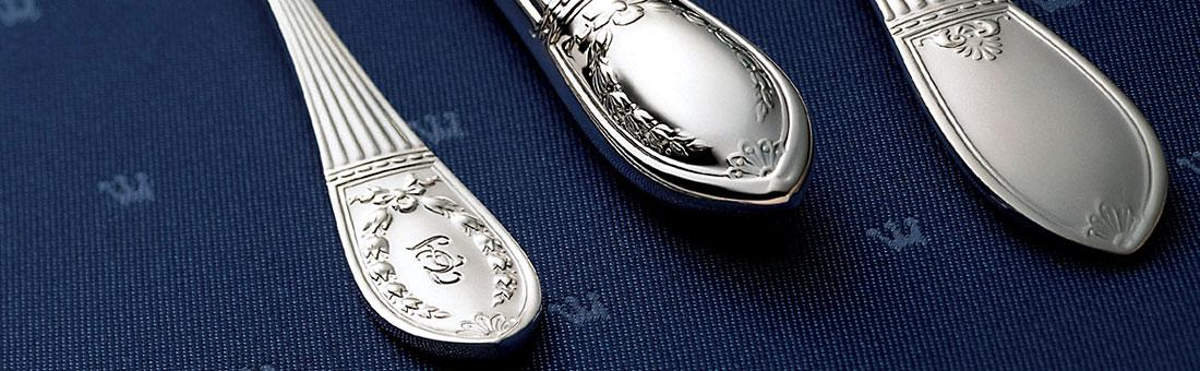 cutleries silverplated