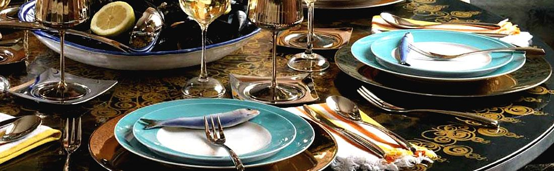 Sambonet - Italian lifestyle at your tabletop.