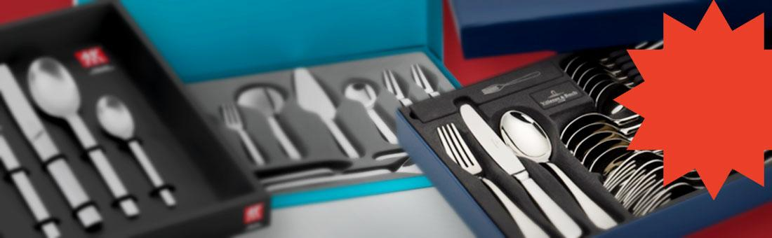 Special offers at Besteckliste - International Service for European Cutlery
